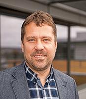 Administrerende direktør Henrik Petersen, HP Byg A/S