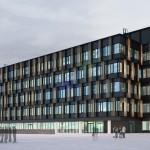 bioteknologiske højhus på DTU