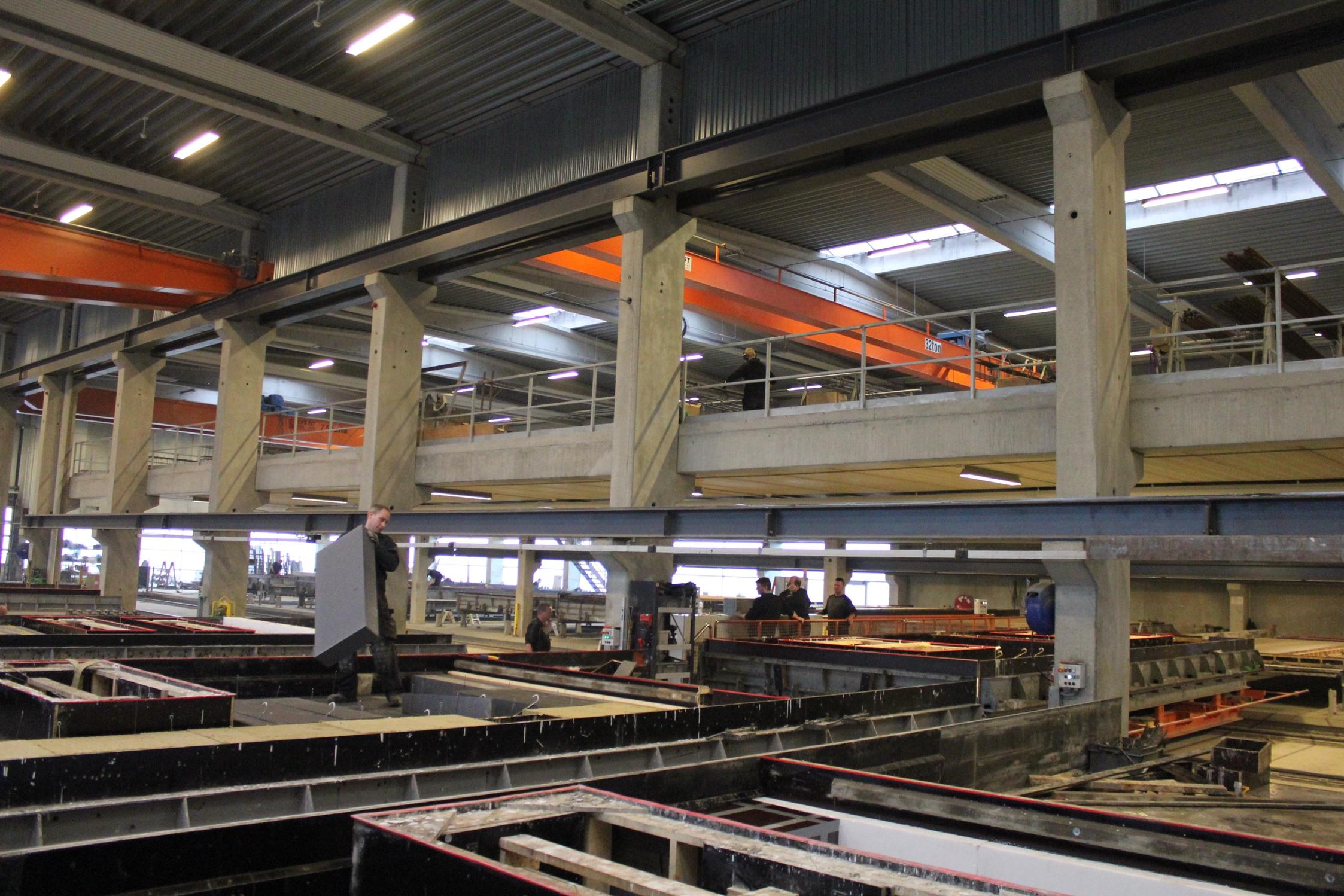 Confac produktion