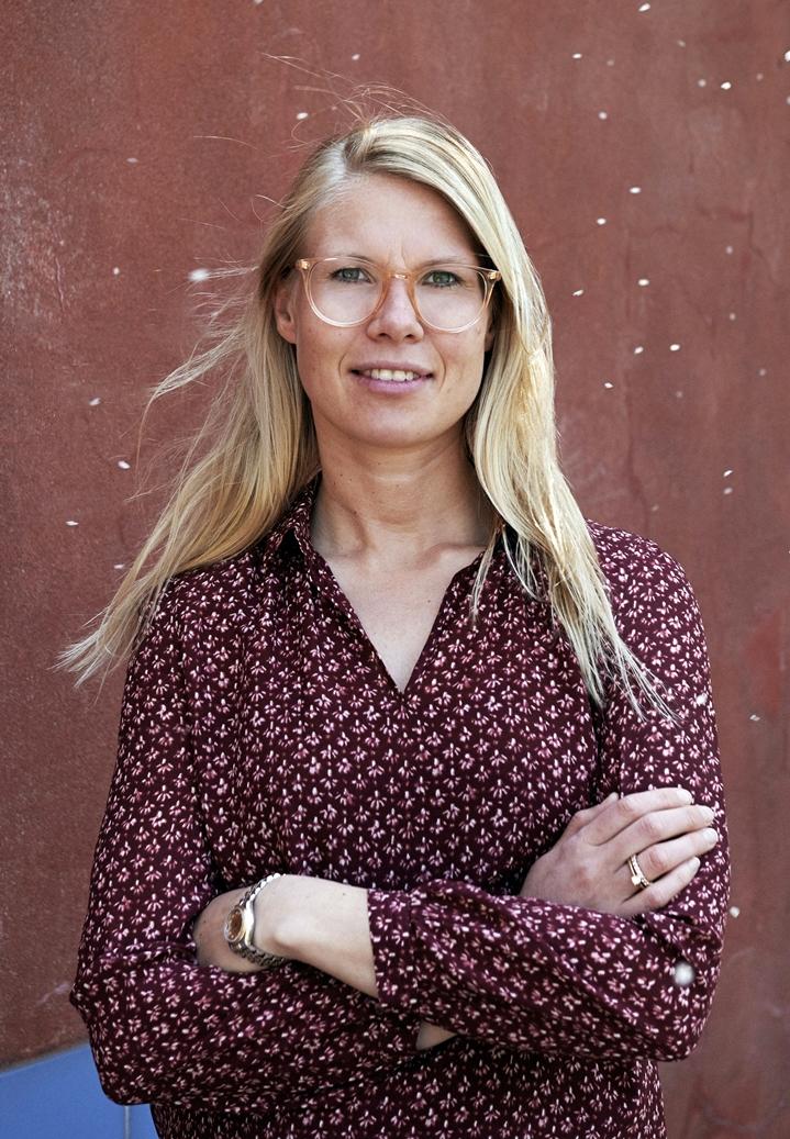 MARIA Bjerg Nørkjær - ny partner i Bjerg Arkitektur