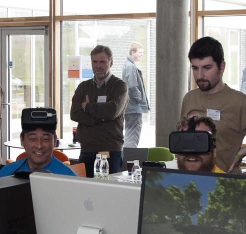 UCN kombinerer teknologier fra computerspil med Revit og giver døde BIM-modeller nyt liv i virtual reality